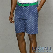 �礭���������Υ��ե?��� : Classic-Fit Anchor-Print Short [���󥫡������ݥץ�󥷥硼��]