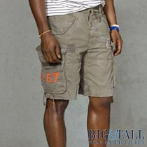 Classic-Fit Canyon Cargo Short [�ޥ���ƥ󡿥����Х����������硼��]