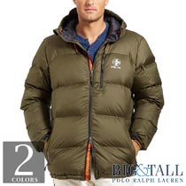 �礭���������Υ��ե?��� : Channel-Quilted Down Jacket [RLX�������󥸥㥱�å�]