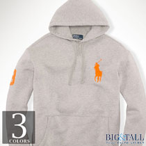 �礭���������Υ��ե?��� : Big Pony Fleece Hoodie [�ӥå��ݥˡ��ѡ�����]