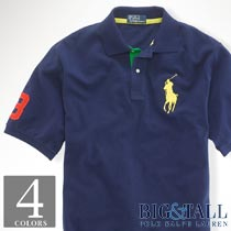 ���礭���������Υ��ե?��� : Classic-Fit Big Pony Polo [�ӥå��ݥˡ���Ⱦµ�ݥ�]