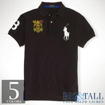�礭���������Υ��ե?��� : Classic-Fit Big Pony Polo [���󥰥��������ӥå��ݥˡ���Ⱦµ�ݥ?���]