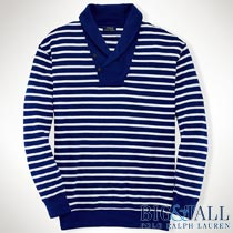 �礭���������Υ��ե?��� : Striped Shawl Sweatshirt [���󥰥����������硼��ߡ��������å�]