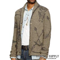 �ǥ˥�&���ץ饤�����ե?��� : Cotton-Wool Shawl Cardigan [���åȥ󥦡��롿�ɥͥ���ĥ����ɡ����硼�륫���ǥ�����]
