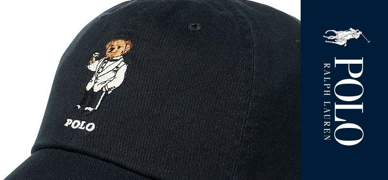 ポロ ラルフローレン/Polo Ralph Lauren   Hockey Polo Bear Chino Cap 58bcab868f6