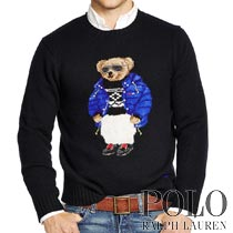 �ݥ���ե?��� : Bear Wool-Blend Sweater [������֥��ɡ��ݥ?�����٥�������������]
