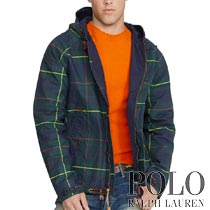 �ݥ���ե?��� : Tartan Waxed-Cotton Anorak [��å������åȥ󡿥������������ա��ɥ��㥱�å�]