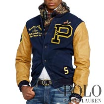 �ݥ���ե?��� : Davidson Varsity Jacket [�쥶��µ�����������]