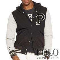 �ݥ���ե?��� : P Hooded Varsity Jacket [���åȥ�ե�����ա��ɡ����������]