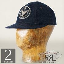 RRL�����֥륢���륨�� : Ebbets Field Flannels Cap[W�͡��������]