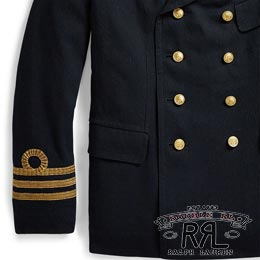 RRL/ダブルアールエル : Admiral's Coat