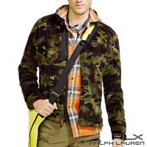 RLX�����ե?��� : Camouflage Full-Zip Jacket [����ȥ饽�եȡ��º������ե�����㥱�å�]