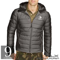 RLX/ラルフローレン : Water-Resistant Down Jacket [超軽量/ポーチ収納/ダウンジャケット]