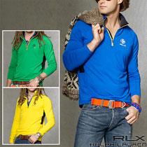 RLX�����ե?��� : Jersey Half-Zip Pullover [�ϡ��ե��åץץ륪���С�]
