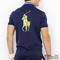 RLX�ƥ˥� : US Open Ball Boy Polo Shirt [���ƥ����ץ�ƥ˥�2014/����®��/�ܡ���ܡ����ݥ?���]